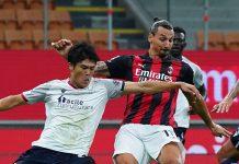 Zlatan Ibrahimovic, Defies Age, Scores Brace, AC Milan, Winning Start