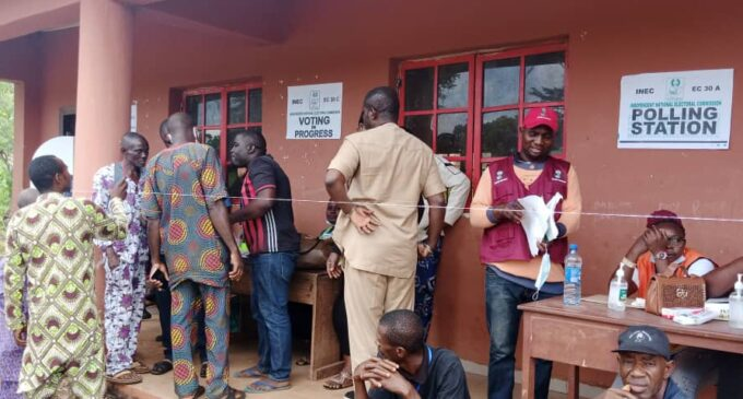 EDO, Situation Room, Preliminary Report, Ballot counting