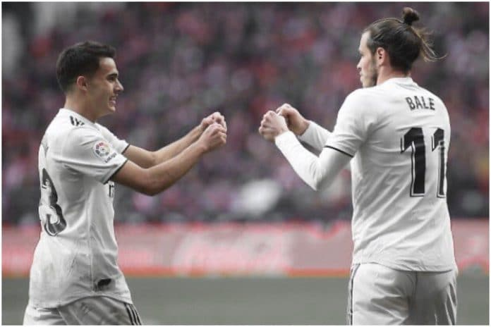 Gareth Bale, Sergio Reguilon, Arrive England, Tottenham Deal, Real Madrid