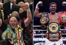 Mike Tyson, Floyd Mayweather, Predict Winner, Tyson Fury, Anthony Joshua, Clash