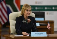 Ambassador Lana Marks, Iran Plotting, Strike, US Ambassador, South Africa