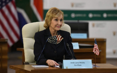 Ambassador Lana Marks, Iran Plotting, Strike, US Ambassador, South Africa