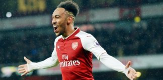 Aubameyang, EPL, Highest Paid, Player, New Contract, Arsenal