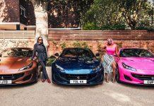 Otedola, Ferrari Gift, Daughters, Causes Reactions, Celebrities
