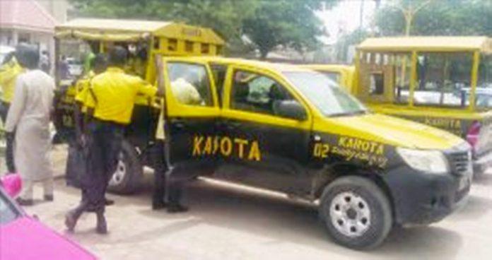 KAROTA, Traffic Revolution, Kano Metropolis