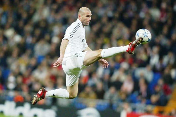 Paul Scholes, Football, Manchester United, Premier League, Zinedine Zidane, Real Madrid, La Liga