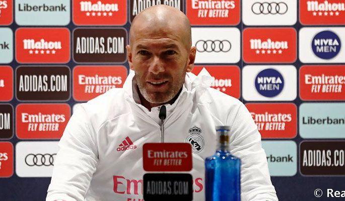 Real Madrid, Arrives Vitoria, Sociedad Clash, Zinadine Zidane, Speaks, Hazard, Odegaard, Rodrygo, Bale, Reguilón