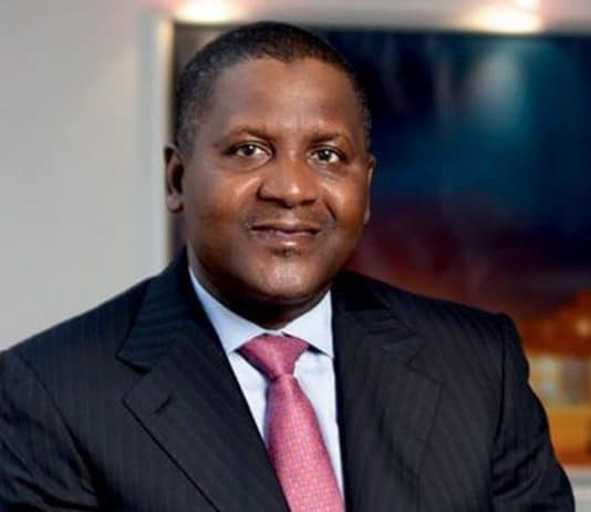 EXPORT WAIVER, Federal Government, Allow Only Dangote, Atedo Peterside