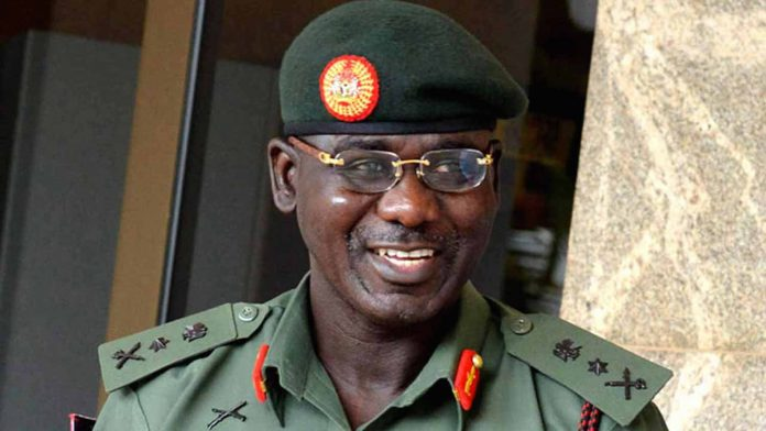 . Y. Buratai, PROTESTS, Nigerians React, Nigerian Army, Launches, Exercise Crocodile Smile 6