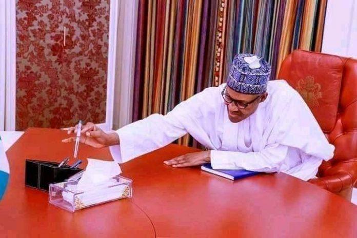 Muhammadu Buhari, Coalition of Northern Groups Dismisses Buhari's Government, Failure