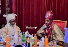 Analysing, Striking Resemblance, New Emir of Zazzau, Old Emir of Kano