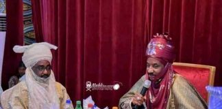 Analysing, Striking Resemblance, New Emir of Zazzau, Old Emir of Kano