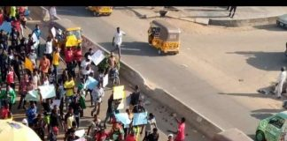 Kano Protest, Turned to Something Else, Miscreants, Hoodlums, Lootings, Robbery