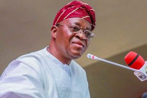 Gboyega Oyetola, Kaduna, Osun, Attempt to Justify, Hoarding, COVID-19, Palliative Items