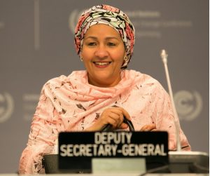 UN deputy secretary, Amina J. Mohammed, Lekki, Tollgate Attack, Global Condemnation, United Nations