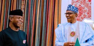 Rebuilding Nigeria, Before the Cracks, Lead to Collapse, Muhammadu Buhari, Yemi Osinbajo