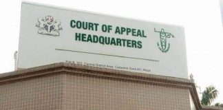 Appeal Court, Voids Provisions, Police Act 2020, Justice Emmanuel Akomaye Agim