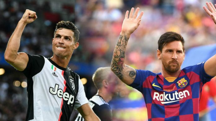 UEFA CHAMPIONS LEAGUE, Draw Critiano Ronaldo, Juventus, Lionel Messi, Barcelona, Same Group