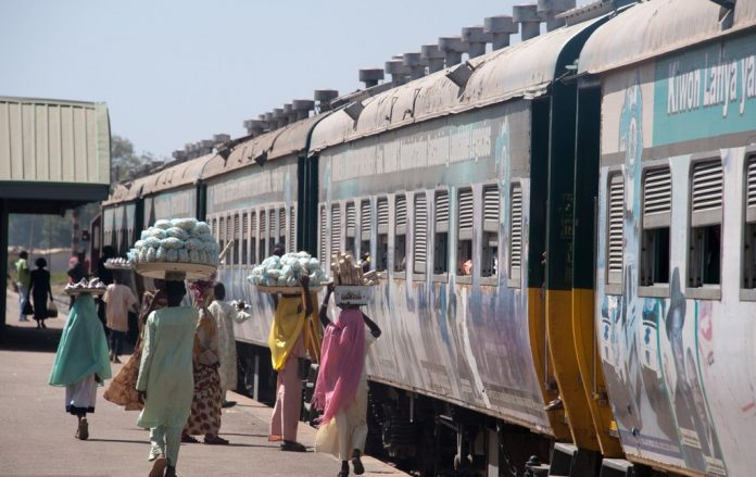 Another Justification, Nigeria's Massive Standard, Gauge Rail Projects