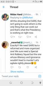 #EndSARS, Muhammadu Buhari, Rejects Scrapping, Special Squad, Pledges 'Conclusive' Reforms, Mohamed Adamu