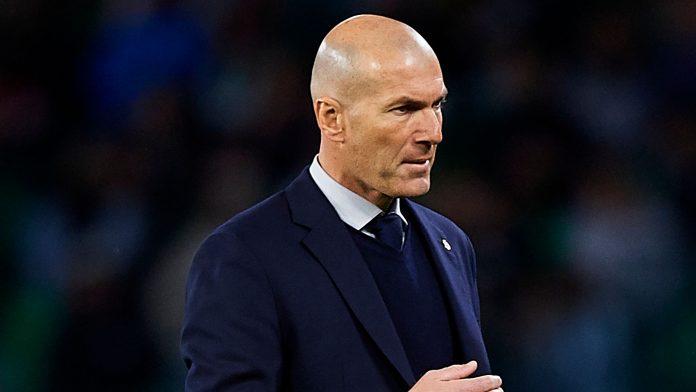 Real Madrid Boss, Zinadine Zidane, Downplays Sack Rumour, Barcelon,a El-Clasico Clash