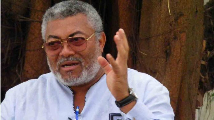 Former Revolutionary, Ghanaian President, Jerry Rawlings, Dies, COVID-19