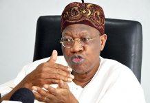Nigeria, Faces UK Sanction, Lekki Incident, Slam Lai Mohamed