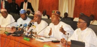 Lives of Northerners, Don't Matter, Northern Governors, Northern Elders Forum