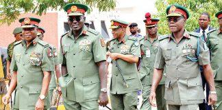 Nigerian Army, Lekki Shootings, Lagos Panel of Inquiry