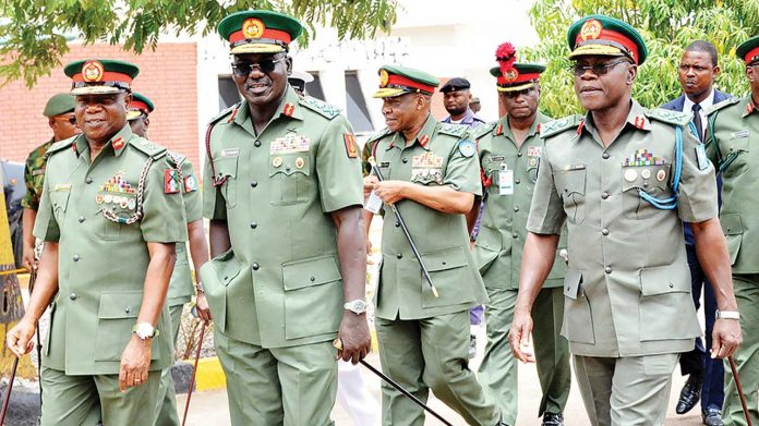Nigerian Army, Lekki Shootings, Lagos Panel of Inquiry