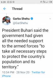 Muhammadu Buhari, Indicts Armed Forces, Terrorists,Slaughter 43, Farmers, Borno State, Rice Farms