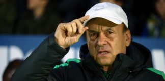 Gernot Rohr, Sunday Dare, Sports Minister, Questions, Super Eagles, Coach's Competence