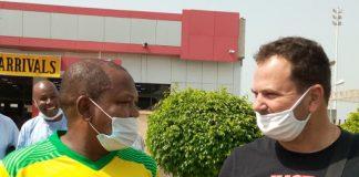 Kano Pillars, Lionel Emmanuel Soccia, Poor Officiating, 3-1 Defeat, ASC Jaraaf, Senegal