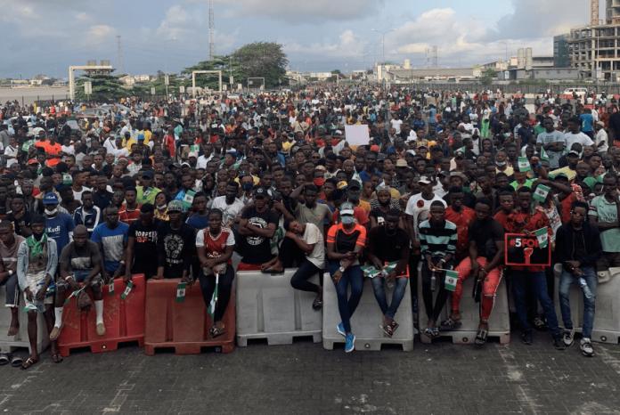 #EndSARS, Nigerian Army, Concede, Live Ammunitions, Lekki Tollgate