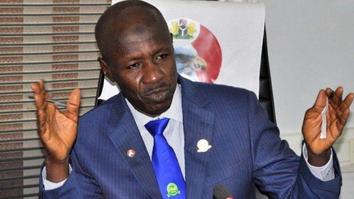 Ibrahim Magu, Code of Conduct Bureau, EFCC, Questioning
