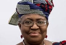 Ngozi Okonjo-Iweala, WTO, South Korea, Withdraw Candidate, DG