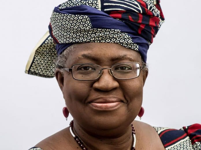 Ngozi Okonjo-Iweala, WTO, South Korea, Withdraw Candidate, DG
