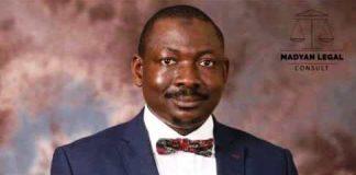 Abdul Mohammed Rafindadi, Senior Advocate of Nigeria, 15 years post call