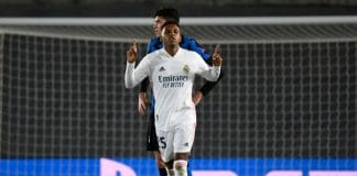 Rodrygo, Real Madrid, Escape, Group Bottom, 3-2 Win, Inter Milan