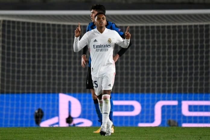 Rodrygo,Real Madrid, Escape, Group Bottom, 3-2 Win, Inter Milan