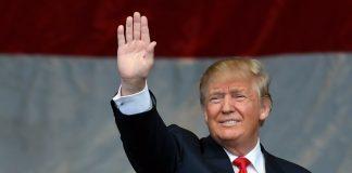 Donald Trump, I won the election