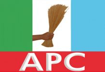 Kano APC, Bickers, Party Leadership, Faction, Sacks Abdullahi Abbas