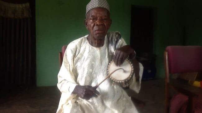 Adewole Onilu Ola, Lead Drummer, Dies at 97, Ayinla Omowura