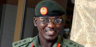T. Y. Buratai, Buhari's Assistant, Reveals, Breached Protocol, COVID-19