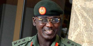 T. Y. Buratai, Terrorism, Continue In Nigeria, 20 Years