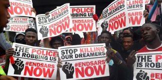 #EndSARS, Protest Resurges, Osun State, Lagos State, Muhammadu Buhari, Stern Warning