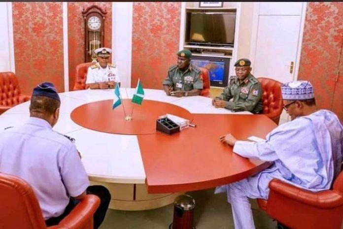 Ibrahim Shekarau, Service Chiefs, Illegally Retained, Muhammadu Buhari