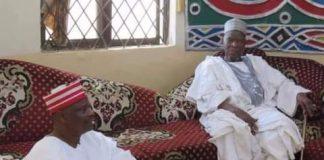 Rabiu Musa kwankwaso, Loses Father