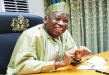 Abdullahi Umar Ganduje, Kano State, Judiciary Workers, JUSUN, Showdown, Salary Slash