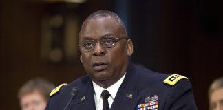 General Lloyd Austin, Joe Biden, First Black, Pentagon Chief